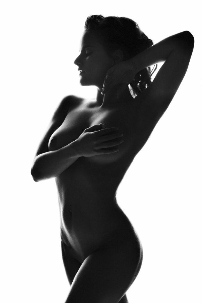 Brustentfernung - Flachen Brust
