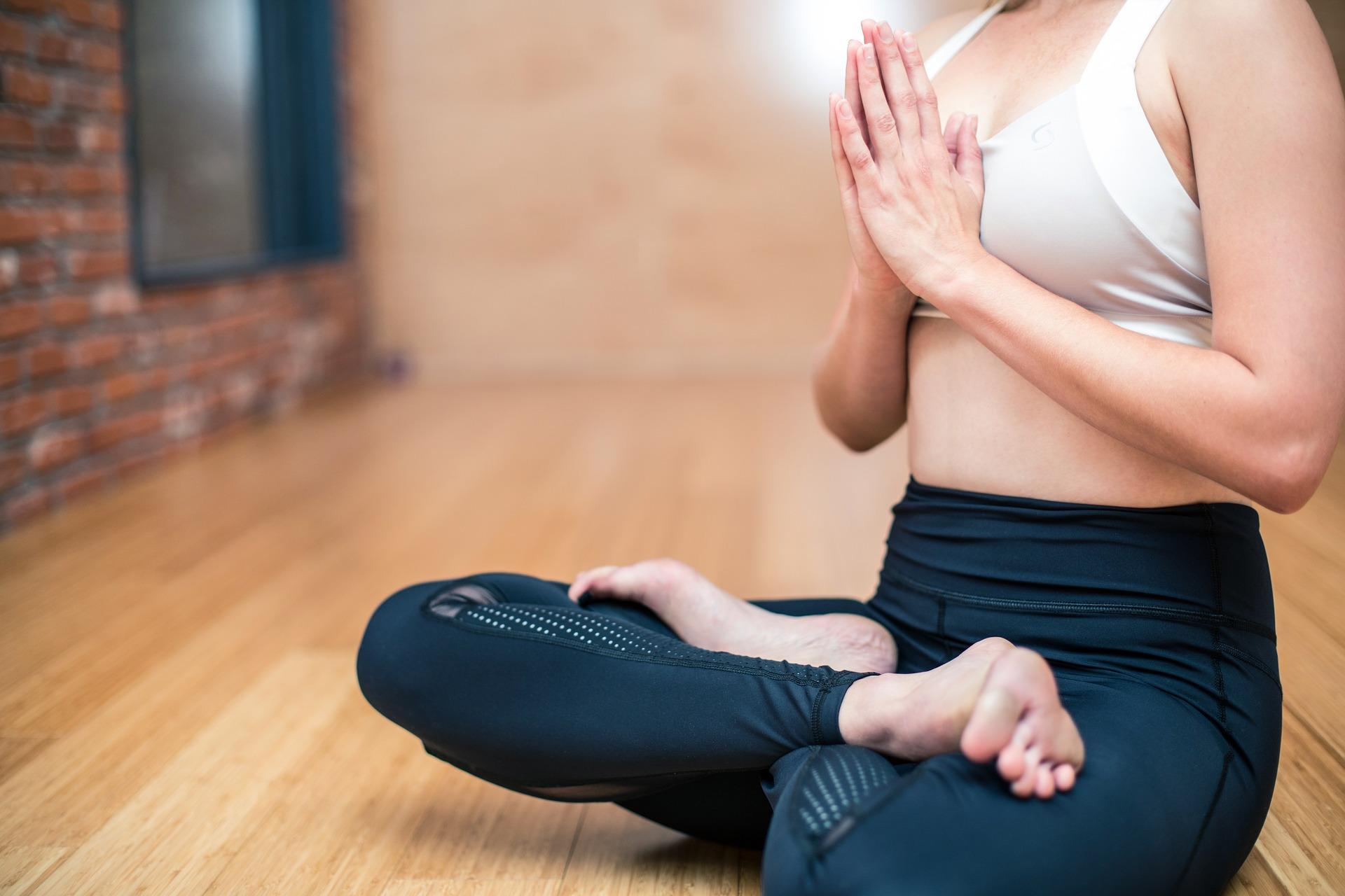 Yoga fürs Gesicht